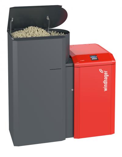 Caldera-pellet-tolva-200kg