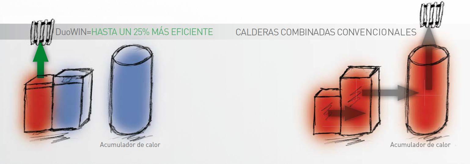 Caldera de Pellet Económica - Biowin Lite